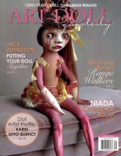 Art Doll Quarterly / Spring 2013