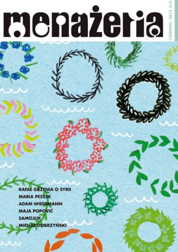 2013-06 / Magazyn Menażeria