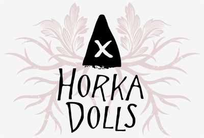 HorkaDolls – One of a Kind Art Dolls by Klaudia Gaugier – OOAK