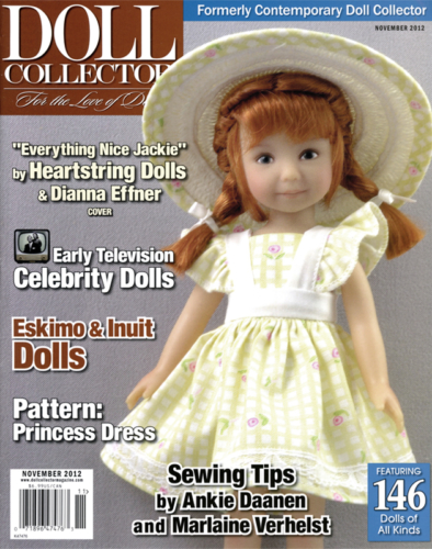 2012-11 / Doll Collector Magazine