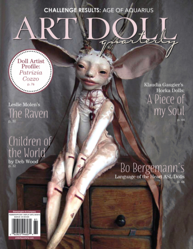 Art Doll Quarterly / Spring 2018