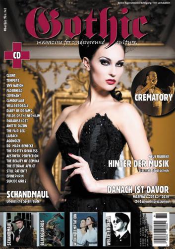 2014-02 / Gothic Magazine