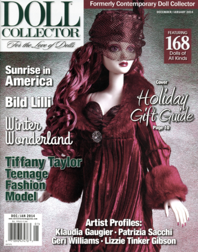 2013-12 / Doll Collector Magazine