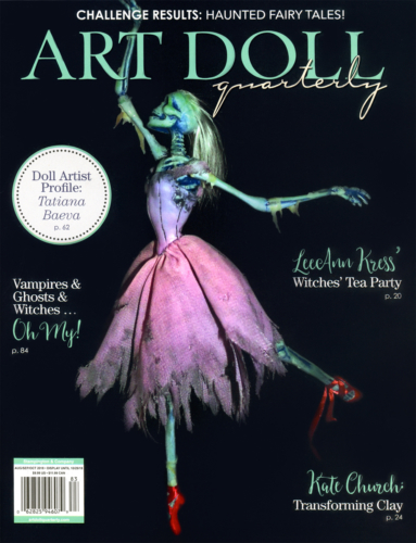 Art Doll Quarterly / Autumn 2018