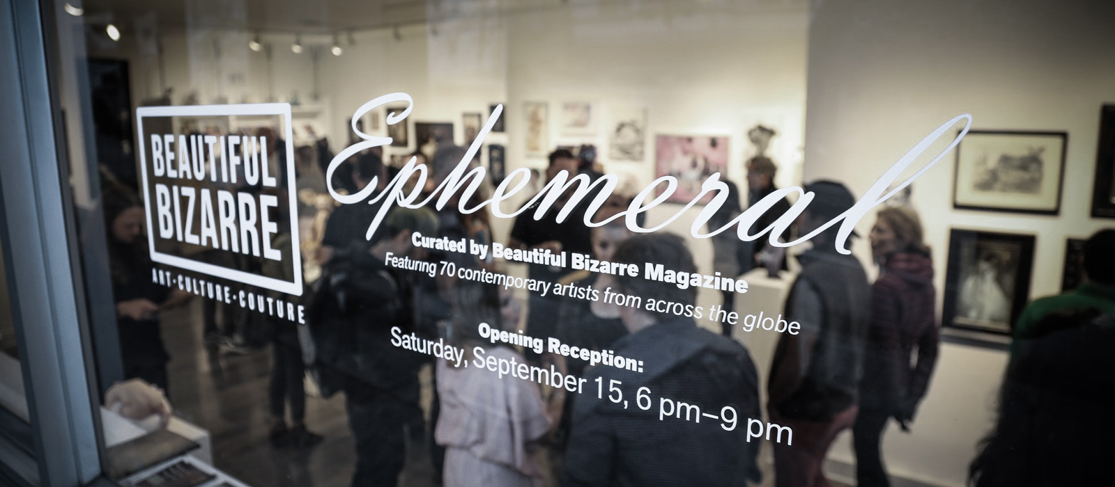 EPHEMERAL / group exhibition / Modern Eden Gallery, San Francisco, USA