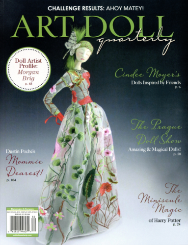 Art Doll Quarterly / Summer 2018