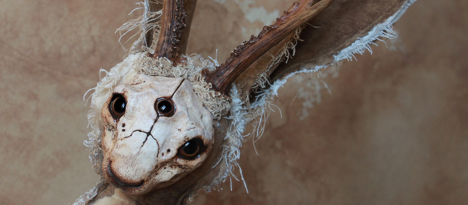 Three-eyed Jackalope